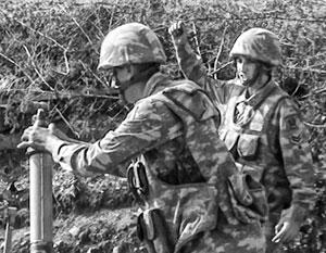 Боевые действия в Карабахе, несмотря на перемирие, продолжаются