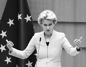 Урсула фон дер Ляйен плохо понимает Россию