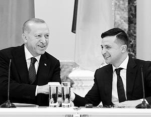 Зеленский и Эрдоган демонстрируют глубокое взаимное удовлетворение