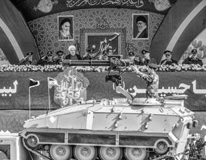 Ирану еще долго придется обходиться оружием только собственного производства