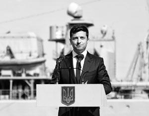 На осуществление планов Зеленского по строительству баз ВМС у Украины нет денег