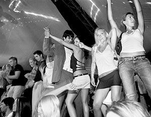 Можно ли несовершеннолетним в ночные клубы сайт спартак москва новости клуба