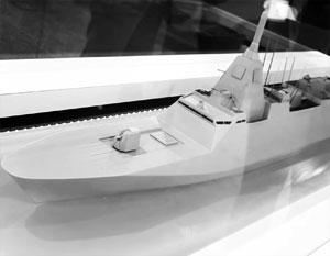 Проектное изображение японских фрегатов 30FFM