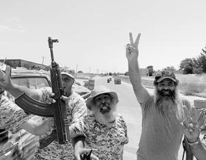 В Ливии позабыли жизнь без войны – она идет уже десятый год