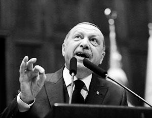 Эрдоган посоветовал Макрону лечить психику, а Вашингтону – ввести санкции против Турции