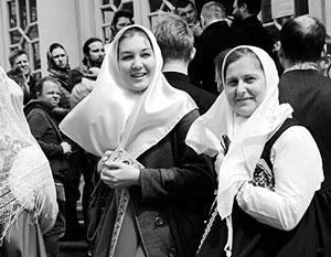 Русские старообрядцы сумели сохранить за века эмиграции веру, язык и традиции