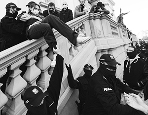 Фото:  Czarek Sokolowski/AP/ТАСС