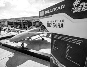 Беспилотник Bayraktar TB2 – главное открытие в военной промышленности за последнее время
