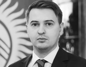 Артем Новиков, возможно, станет, пусть и временно, руководителем Киргизии