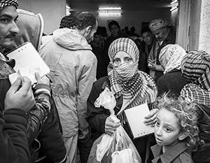 Многочисленные беженцы вызывают все большее раздражение финнов