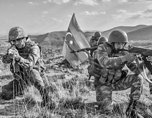 Азербайджанские войска по-прежнему владеют инициативой