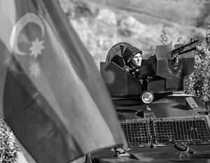 Азербайджан докладывает об успехах на поле боевых действий в Карабахе