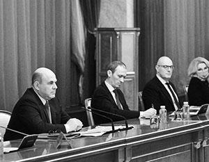 Михаил Мишустин и многие его министры знают о коронавирусе не понаслышке