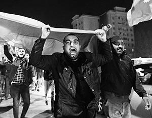 Война была остановлена через несколько часов после того, как в Азербайджане начались народные гуляния по случаю взятия города Шуши