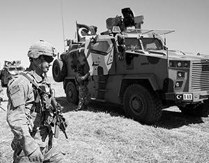 Турецких войск на линии разграничения в Карабахе не будет