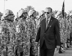 Эрдоган планировал привести турецких военных на Южный Кавказ. Однако дальше Азербайджана они не продвинутся