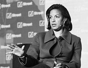 Соратница Обамы чернокожая Сьюзан Райс – одна из возможных ключевых фигур будущей администрации Байдена
