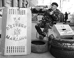 Постмайданная власть Украины, как и всякий другой режим, пришедший к власти в результате государственного переворота, обязана поддерживать политику чествования «героев революции»