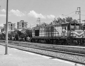 Железная дорога – важнейший инструмент геополитического влияния