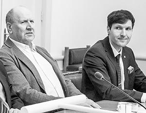 Отец и сын Хельме пошли наперекор всей политической традиции Эстонии