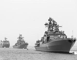 ВМФ России получает важную базу для стоянки у берегов Африки
