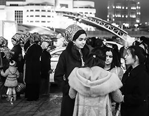 Очереди в продуктовые магазины стали одной из примет сегодняшней Туркмении