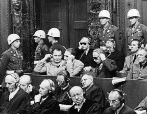 Трибунал в Нюрнберге стал образцом для всех последующих процессов подобного рода