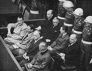 Все решения Нюрнбергского трибунала – это результат трудного компромисса