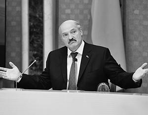 Лукашенко отрицает существование