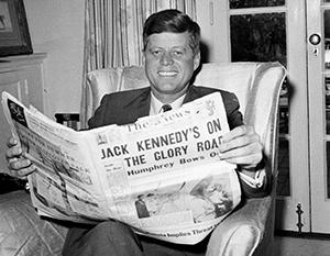 Согласно популярной теории, Кеннеди убили те же люди, которые сфальсифицировали выборы в его пользу