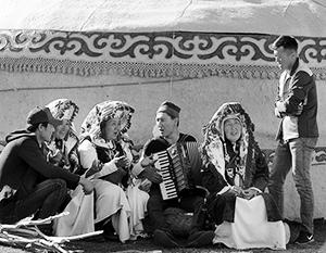 Русским языком в Киргизии, согласно разным подсчетам, владеют от 50 до 80 процентов населения
