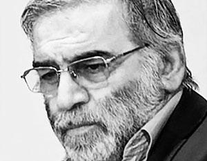 Мохсен Фахризаде был самым известным ядерным физиком Ирана