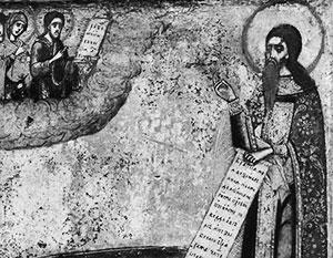 Судьба протопопа Аввакума запечатлена в том числе на иконах