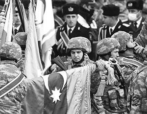 Военный парад в Баку стал кульминацией торжества Азербайджана над Карабахом