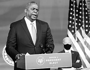 Ллойд Остин может стать первым чернокожим министром обороны США