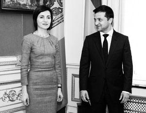 Молдавия и Украина будут выполнять команды Брюсселя и Вашингтона по Приднестровью