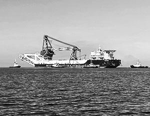 Россия официально возобновляет строительство «Северного потока – 2» наперекор санкциям США
