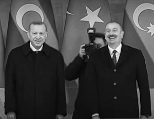 Эрдоган уже распространил свое влияние на Азербайджан – а теперь смотрит и в сторону Ирана