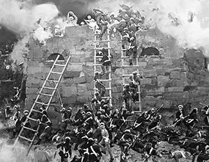 Неприступную крепость Измаил Суворову удалось взять всего за несколько часов