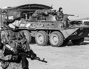 Российские миротворцы эффективно действуют в Карабахе