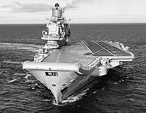 «Адмирал Кузнецов» - это по сути просто плавучий аэродром. Но каково состояние авиакрыла корабля?