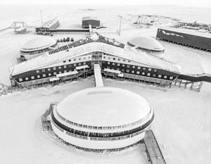 На Земле Александры возведена самая северная в мире военная база