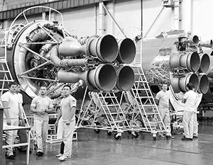 Попавший под санкции самарский РКЦ «Прогресс» вот уже 10 лет доставляет американских астронавтов на МКС