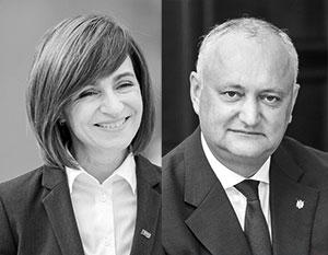 Прошлый и нынешний президенты Молдавии вряд ли составят политический тандем