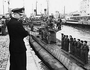 Карл Дениц был выдающимся мастером подводной войны