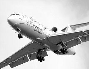 Искусственные осадки вызывают при помощи самолетов Росгидромета