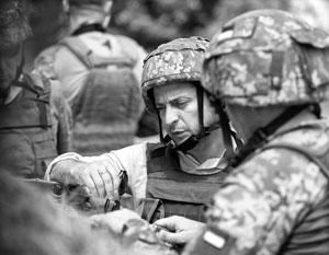 Зеленский пообещал призвать на войну с Россией все население Украины