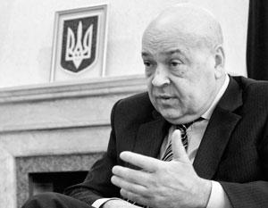 Проект «Новороссия» включал в себя Харьковскую, Днепропетровскую, Одесскую, Запорожскую, Николаевскую и Херсонскую области, напомнил Москаль