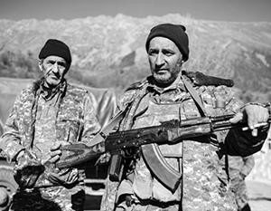 Армянские добровольцы могут действовать без оглядки на указания из Еревана