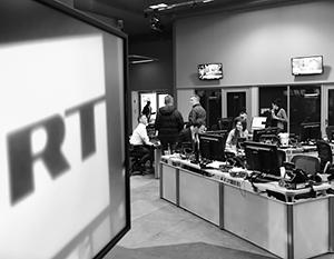 Телеканал РТ стал одной из главных мишеней латвийских спецслужб